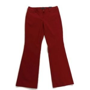NWT The Limited Exact Stretch Bootcut Pants Size 6